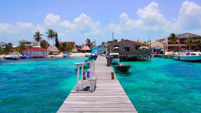 Cayo-Ambergris-belice-islas-para-jubilarse
