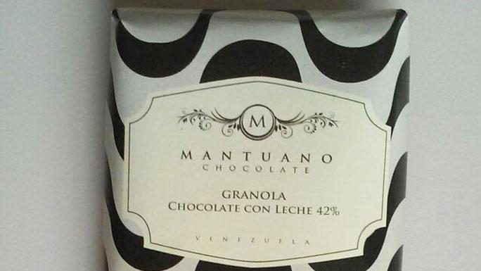 MANTUANO-GRANOLA