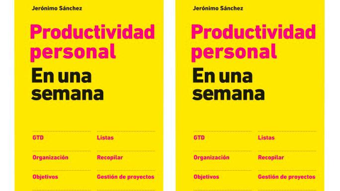 Productividad-personal-en-una-semana-Jerónimo-Sánchez-libros-productividad-personal
