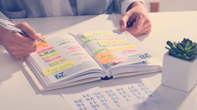 anotar-hacer-listas-organizar-organizacion-cuaderno-agenda
