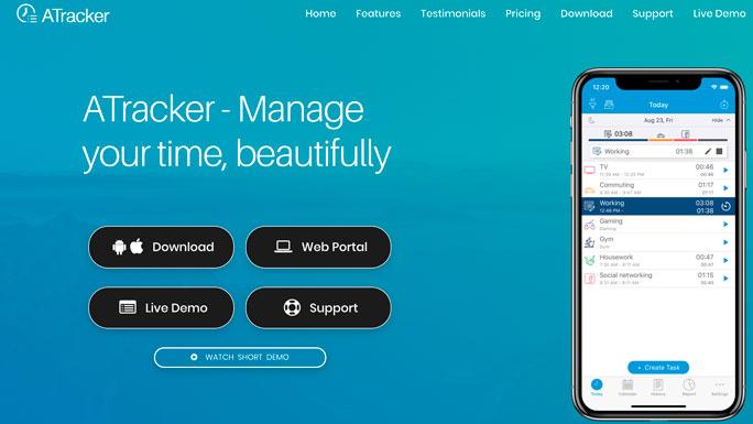 atracker-aplicaciones-productividad-ser-productivo