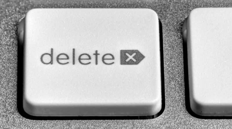 borrar delete