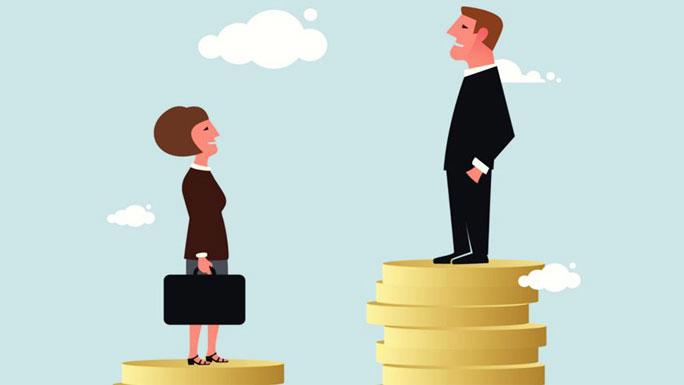 brecha-salarial-genero trabajo balanza