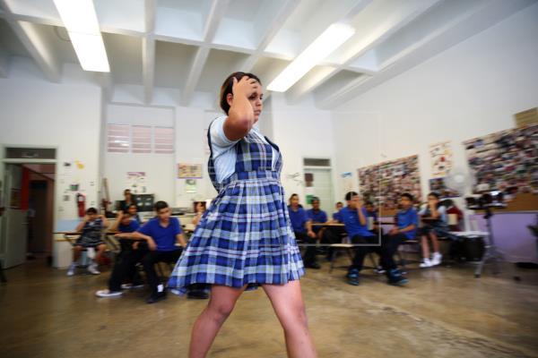 colegio puerto rico estudiantes alumnos