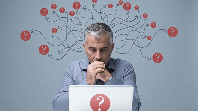 concentracion pensar estres crisis