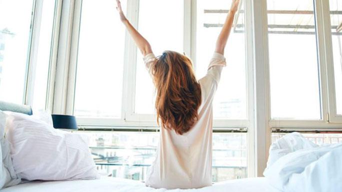 despertarse-levantarse-dormir