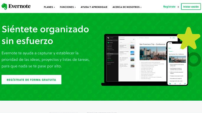 evernote-aplicaciones-productividad-ser-productivo