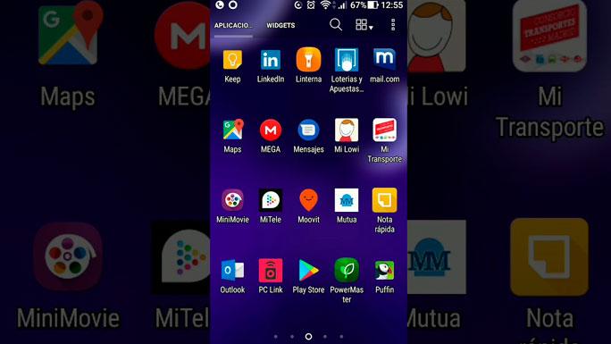pantalla-celular-organizar-aplicaciones-alfabeticamente