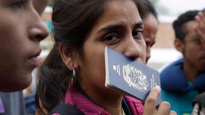 pasaporte-venezolano-migracion-venezolana-venezolanos