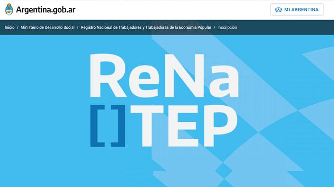 registro-trabajadores-economia-popular-argentina-trabajo-renatep