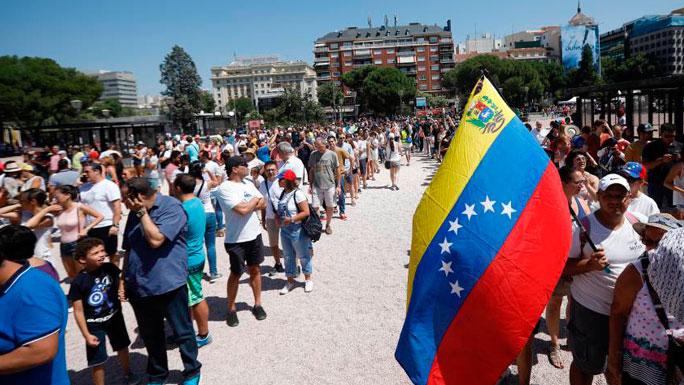 venezolanos-en-españa